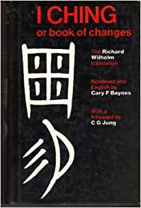 The I-Ching - translated by Richard Wilhelm, Cary F Bayne - cover image