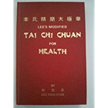 Lee's Modified Tai Chi Chuan: for Health - by Lee Ying-Arng - cover image