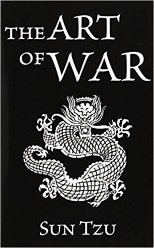 The Art of War - Sun Tsu - cover image