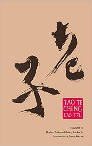 The Tao Te Ching - by Lau Tzu - cover image